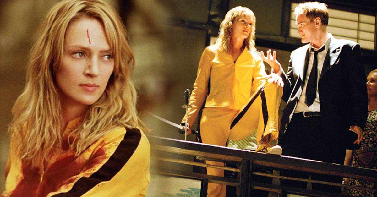 Quentin Tarantino no descarta producir 'Kill Bill 3'